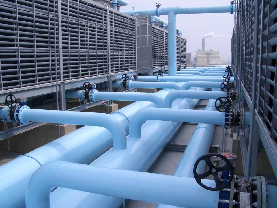 空調冷卻水系統
